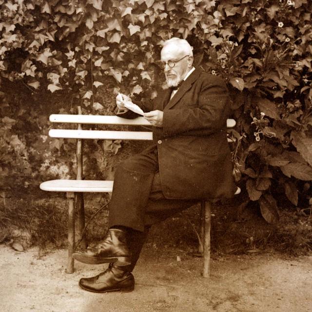 Año 1925, retrato de José Villar Martelo