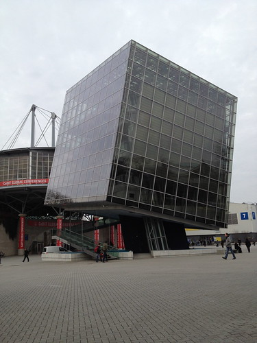 The Messe Fairground (Messegelände Hannover)