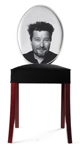 Philippe Starck Peninsula chair