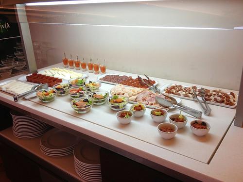 Parador desayuno buffet 1