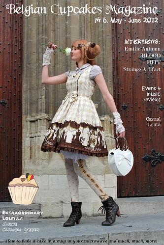 Belgian Cupcakes Magazine issue 6