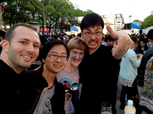 The weekend so far!  :D Beer, food, friends, good times!!! :D #fb