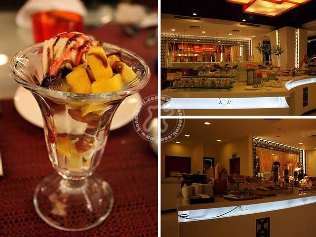 Novotel Nha Trang seafood buffet