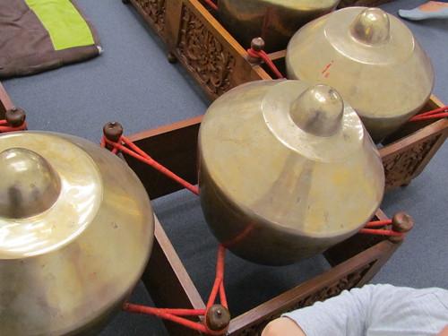 Viagem aos sons da ilha de Timor