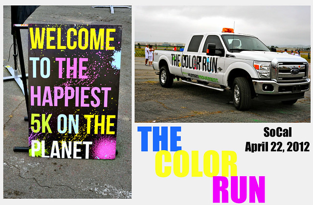 The Color Run-Irvine, CA