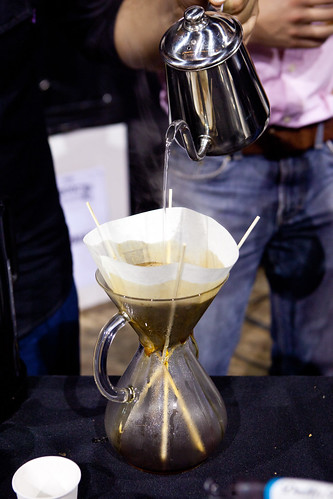 Dallis Bros. Chemex coffee