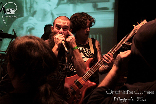 Orchid's Curse - Mayhem's Eve - March 10th 2012 - 08