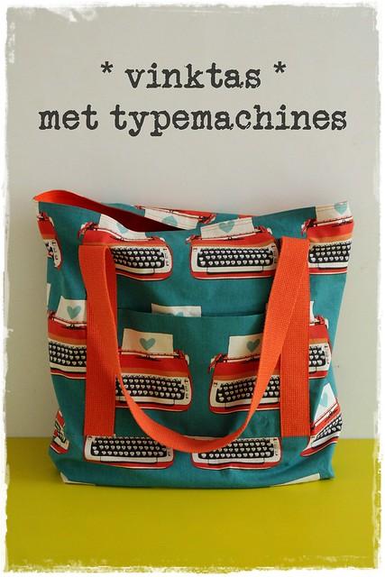 vinktas met typemachines