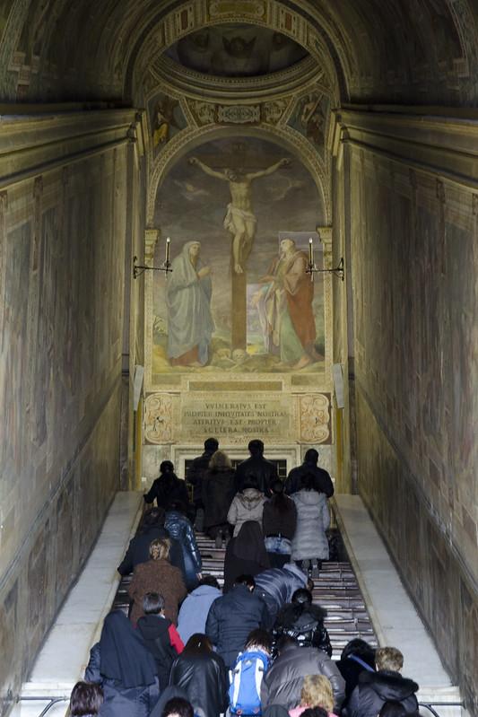 Scala Santa - Rome