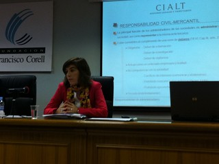 CIALT en ASTIC con Marta Tena