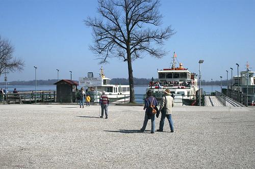 Fährhafen Prien