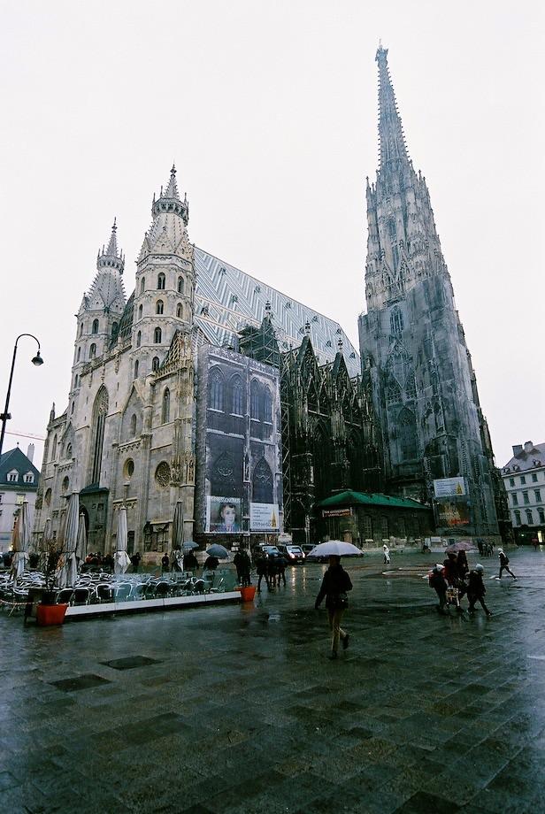 史蒂芬大教堂(Stephansdom)