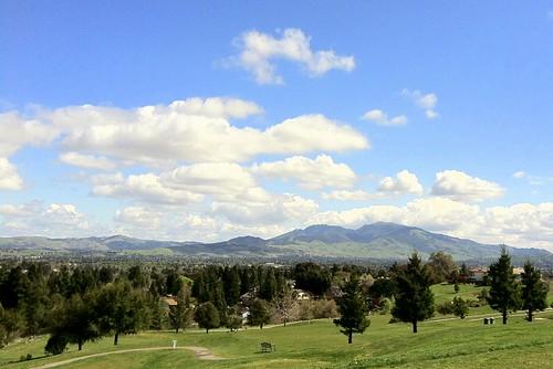 california clouds golf landscape day cloudy pleasanthill mountdiablo johnmorgan graysonwoods