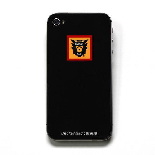 HM4-G-018HM iPHONE4 STICKER #B