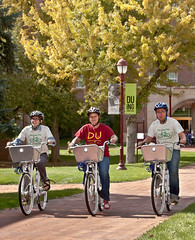 bikeshare, U of Denver (by: U of Denver)