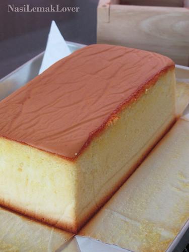 Nasi Lemak Lover Castella Cake 长崎蛋糕 Finally