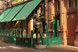 Phil Lynnott, Sculpture in Dublin