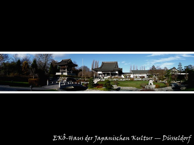 Haus der Japanischen Kultur in Düsseldorf