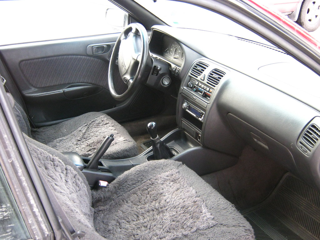 New Car - Interior