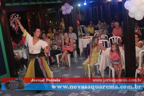 Dança cigana foi uma das atrações do evento