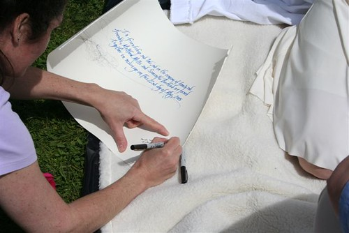 """The """"Guest Book"""""""