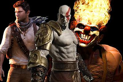Playstation All Stars Story Mode Details - How Will Kratos React To Sweet Tooth?