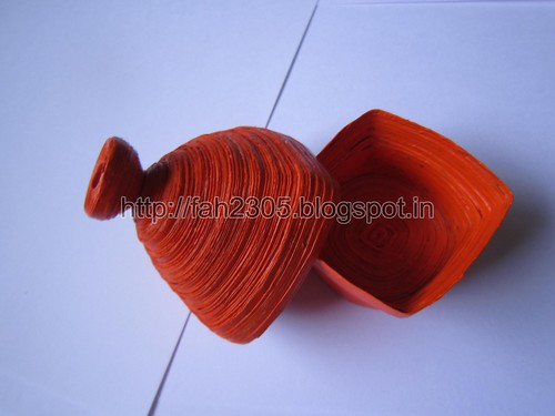 Handmade Paper Pot (11) by fah2305