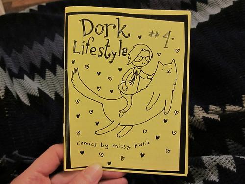 My zine Dork Lifestyle 4.