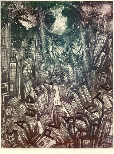 020- Salvemos nuestro planeta- Serie Dificultades del Planeta 1986- René Bord- Bibliothèque Municipale de Lyon