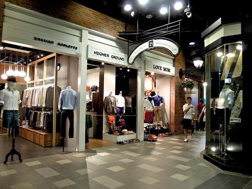 men shops terminal 21