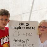 KLRU inspires me to... create.