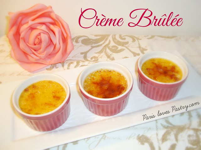 My Favorite Crème Brûlée