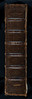 Spine of binding of Plinius Secundus, Gaius (Pliny, the Elder): Historia naturalis