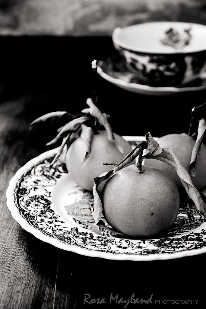 Mandarins - Still Life