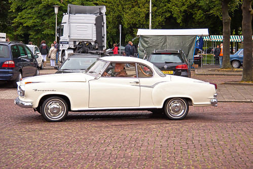 Borgward Isabella Coupé 1961 (8308)
