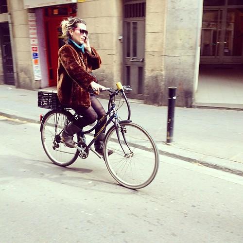 #barcelonacyclechic #barcelona