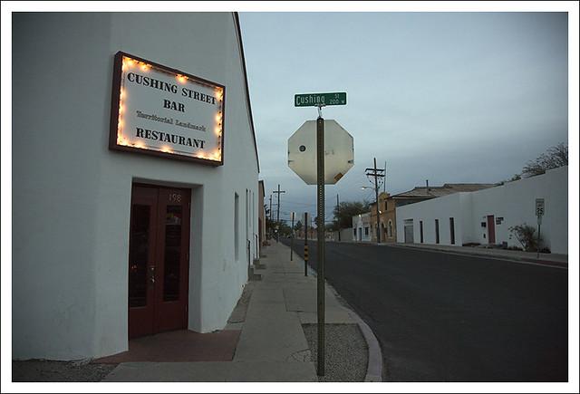 Cushing Street Bar