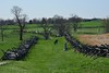 Father and Son, Bloody Lane, Antietam National Battlefield by wetenz