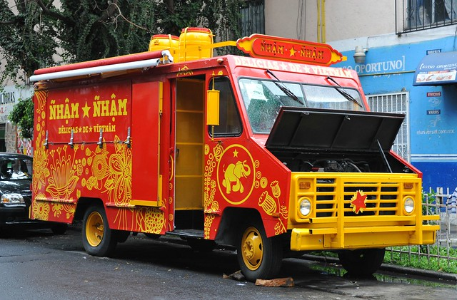 Vietnamese Food Truck Mexico