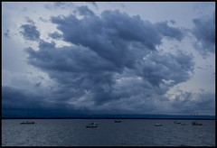 Storm Clouds over Deception Bay-1=