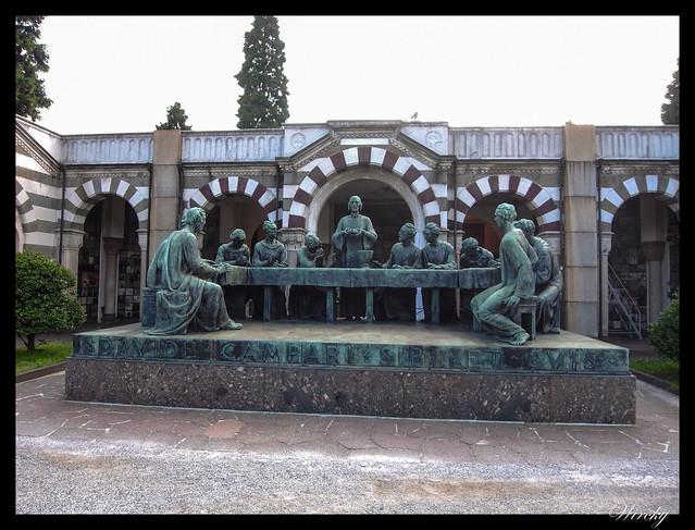 Por qué viajar a Milán - Cementerio Monumental