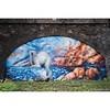 @jimvision for #Endangered13 in #London with @humannatureart. #wallkandy #art #mural #jimvision #streetart #graffiti #fb #f #t #p #painting