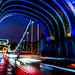 Blue Bridge by jbrambaud
