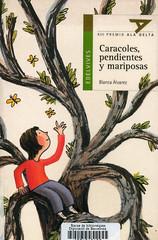 Blanca Álvarez, Caracoles, pendientes y mariposas