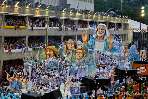 Beija-Flor was the eventual champion of the Carnaval 2011