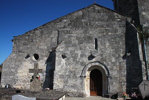 Eglise de Puynormand