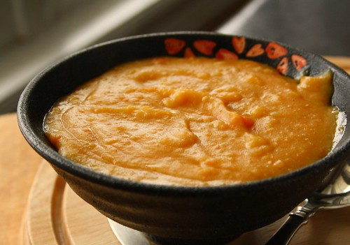 Crockpot Yellow Split Pea Soup