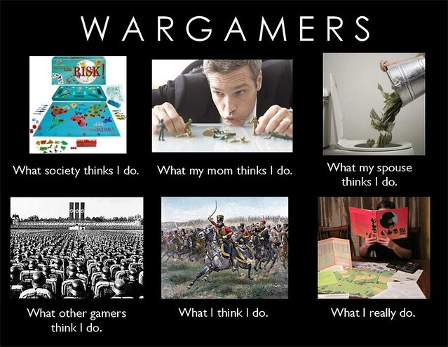War gamers
