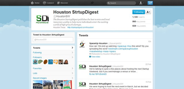 Houston StrtupDigest (houstonsw) on Twitter_20120224