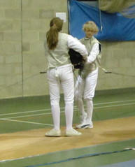 fencing weapon(1.0), individual sports(1.0), sports(1.0), foil(1.0), athlete(1.0),